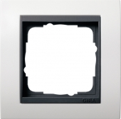 Двойная рамка без перегородки 100207