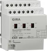 Исполнительное устройство управления  3 канальное 1-10 В 101900