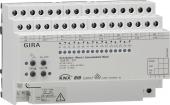 Реле/устройство управления жалюзи Instabus KNX/EIB, 16/8-канальное 103800