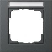 Рамка одинарная с полем для надписи 109123