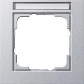 Рамка одинарная с полем для надписи 109125