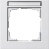Рамка одинарная с полем для надписи 109129