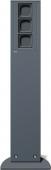 Энергетическая стойка 491 мм с тремя свободными гнездами 134526