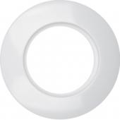 Рамка, Serie 1930, 1-местная цвет: полярная белизна, глянцевый 138109