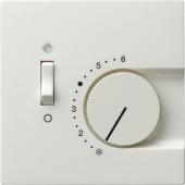 Накладка для термостатов с пов. ручкой и контр. лампой 149240