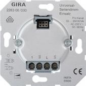 Универсальный светорегулятор двухканальный 226300