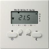 Термостат 230V с таймером  и функцией охлаждения 237040