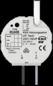Flush-mounted актуатор отопления, 1 канал 2501HZUP