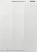 Листы для надписей 69x67 мм 2871112