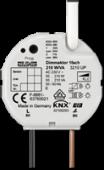 KNX универсальный диммер, 1 канал 50-210 W/VA 3210UP