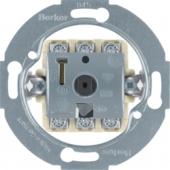 Групповая поворотная нажимная кнопка, Serie 1930/Glasserie/Palazzo 383800