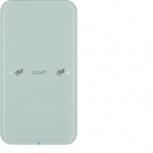 Touch Sensor «Комфорт», 1-канальный, с шинным соединителем, R.1, сконфигурирован, цвет: полярная белизна 75141160