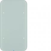 Touch Sensor «Комфорт», 1-канальный, с шинным соединителем, R.1, цвет: полярная белизна 75141860