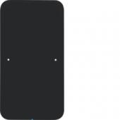 Touch Sensor «Комфорт», 1-канальный, с шинным соединителем, R.1, цвет: черный 75141865