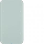 Touch Sensor «Комфорт», 2-канальный, с шинным соединителем, R.1, цвет: полярная белизна 75142860