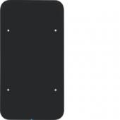 Touch Sensor «Комфорт», 2-канальный, с шинным соединителем, R.1, цвет: черный 75142865
