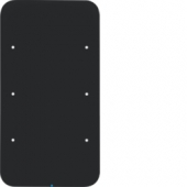 Touch Sensor «Комфорт», 3-канальный, с шинным соединителем, R.1, цвет: черный 75143865