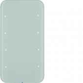Touch Sensor «Комфорт», 4-канальный, с шинным соединителем, R.1, цвет: полярная белизна 75144860
