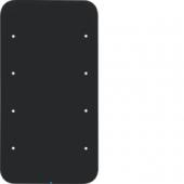 Touch Sensor «Комфорт», 4-канальный, с шинным соединителем, R.1, цвет: черный 75144865