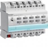 Переключающее исполнительное устройство/исполнительное устройство управления жалюзи для емкостной нагрузки, REG 75319003