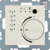 Регулятор температуры с кнопочным интерфейсом, S.1, цвет: белый, глянцевый 75441152