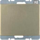 Объектный регулятор температуры с кнопочным интерфейсом, Arsys, металл, цвет: светло-бронзовый 75441244