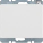 Объектный регулятор температуры с кнопочным интерфейсом, Arsys, цвет: полярная белизна, глянцевый 75441249