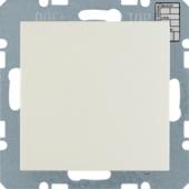 Объектный регулятор температуры с кнопочным интерфейсом, S.1, цвет: белый, глянцевый 75441252