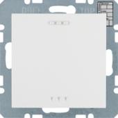 Объектный регулятор температуры с кнопочным интерфейсом, S.1, цвет: полярная белизна, глянцевый 75441259