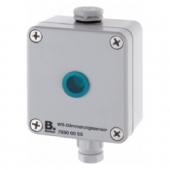 Сумеречный датчик, для наружного монтажа цвет: серый instabus KNX/EIB 75900055