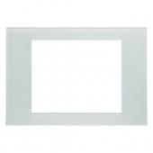Рамка для Master Control стекло, цвет: полярная белизна instabus KNX/EIB 75940101
