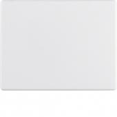 Заглушка, Arsys, цвет: полярная белизна, глянцевый 75940249