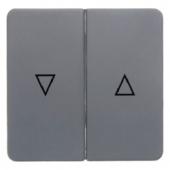 Клавиши с оттиском «Стрелка», цвет: серый, Aquatec IP44 75992100