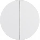 Berker.Net - Кнопка 2-канальная, R.1/R.3, цвет: полярная белизна 85142139