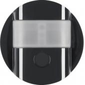 Berker.Net - Инфракрасный датчик движения «Комфорт», 1,1, R.1/R.3, цвет: черный 85341231