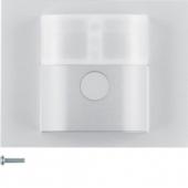 Berker.Net - Инфракрасный датчик движения «Комфорт», 1,1, K.5, цвет: алюминиевый 85341277