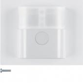 Berker.Net - Инфракрасный датчик движения «Комфорт», 1,1, K.1, цвет: полярная белизна 85341279