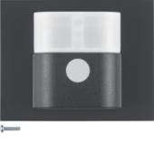 Berker.Net - Датчик движения 2,2 м, K.1, цвет: антрацитовый 85342175