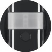 Berker.Net - Инфракрасный датчик движения «Комфорт», 2,2, R.1/R.3, цвет: черный 85342231