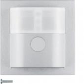 Berker.Net - Инфракрасный датчик движения «Комфорт», 2,2, S.1/B.3/B.7, цвет: алюминиевый 85342283