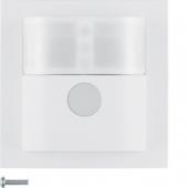 Berker.Net - Инфракрасный датчик движения «Комфорт», 2,2, S.1/B.3/B.7, цвет: полярная белизна 85342288