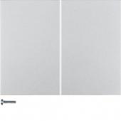 Berker.Net - Кнопка 4-канальная, KNX-Радио, quicklink, K.5, цвет: алюминиевый 85648177