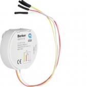 Berker.Net - Бинарный вход, KNX-Радио, 2-канальный, для скрытого монтажа 85876100