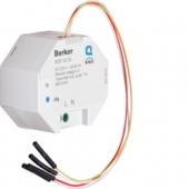 Berker.Net - Бинарный вход, KNX-Радио, 2-канальный, для скрытого монтажа 230 В 85876200