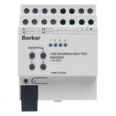 Радиоисполнительное устройство, 4-канальное REG цвет: светло-серый, Radio bus 94500200