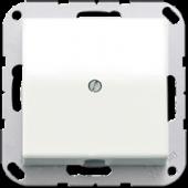 Подсоединитель провода с разгрузкой натяжения, белая AS590AWW