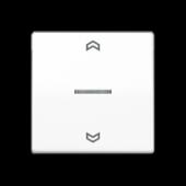 Клавиша для кнопки BCU, белая AS591KO5PWW