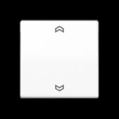 Клавиша для кнопки BCU, белая AS591PWW