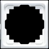 Рамка для инсталляции в кабельных каналах, однократная, белая CD581KWW