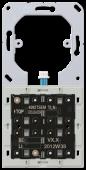Кнопочный модуль универсальный 2 группы 4092TSEM